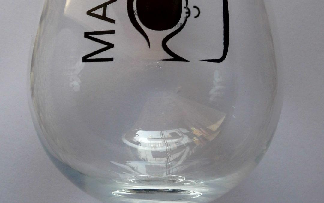 Nos verres marqués sont arrivés!
