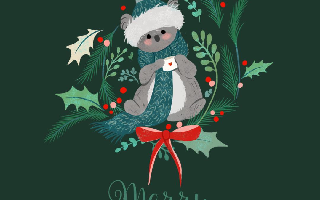 Bientôt Noël et la Saint-Sylvestre!