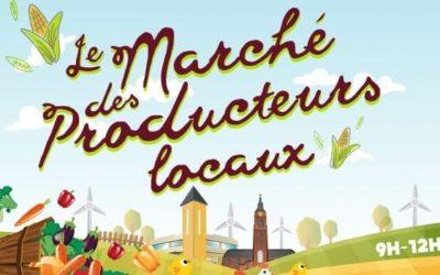 LES MARCHÉS DE PRODUCTEURS LOCAUX